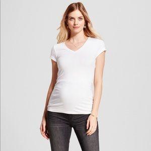 Tops - Isabel Maternity v neck t shirt 2 pack  B15